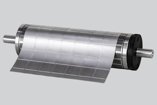 Magnetic Cylinder For Half Cut Die Cutting In Kangra