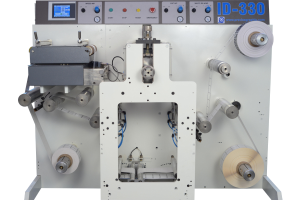 Semi Rotary Die Cutting Machine – (Under Commercial Validation)